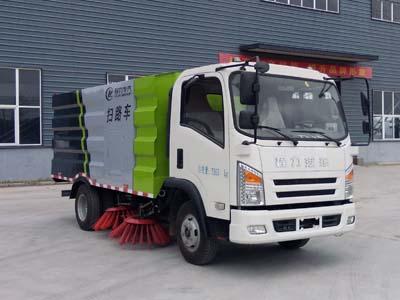 程力重工3吨扫路车