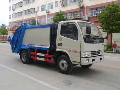 程力重工(东风小多利卡)压缩垃圾车