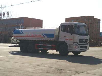 程力重工东风天锦15吨洒水车