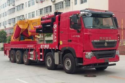 程力重工260吨双杠随车吊