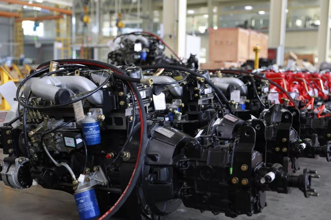程力商用车及底盘零部件迈向高端制造