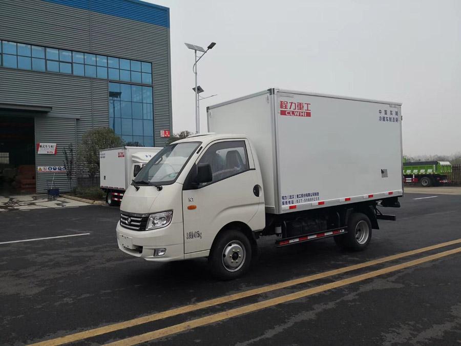 福田时代小卡康瑞K1冷藏车