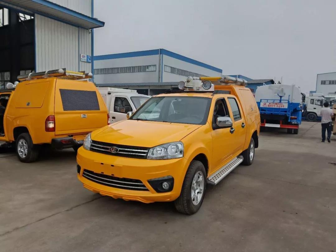 为国家电网提供一流产品,程力新能源人工智能抢险救援车首批订单圆满交车